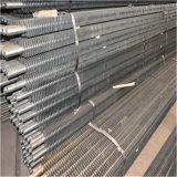 Tubo di Fiined di alta efficienza degli elementi riscaldanti di fabbricazione della Cina per lo scambiatore della caldaia