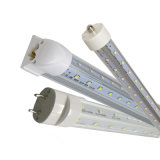 T8 8FT 2400nn 65W LED v Shape Light Tube