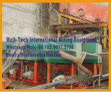 Gabarit économiseur d'énergie d'installation de fabrication minérale de roche