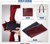 نمو تصميم [بو] محفظة [جنوين لثر] رجال محفظة
