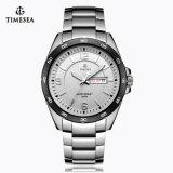 Form-Mann-Edelstahl-wasserdichte Quarz-Uhr-Armbanduhr 72191