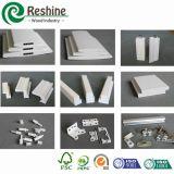 Lumbreras ocultas plásticas del obturador de la plantación del PVC de ventana