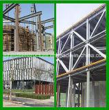Fournisseur fabriqué d'atelier de structure métallique