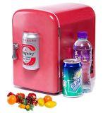 Mini refrigerador Thermoelectric 4liter DC12V, AC100-240V para refrigerar e aquecimento
