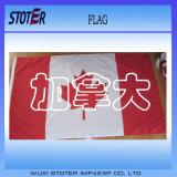 100% Polyester Impression Custom Promotion Flag national