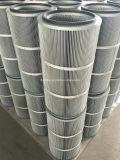 Фильтр Polyurethane/PU верхней плиссированный крышкой