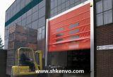Штабелирующ Складывая Тип Дверь Штарки Ролика Ткани PVC Высокоскоростную Быструю Быстро