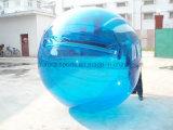Цена шарика прозрачной раздувной воды TPU/PVC гуляя, шарик сформировало бутылку воды, раздувной шарик воды для малышей и взрослые