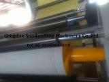 Macchina calda della laminazione del dispositivo a induzione del rullo di pellicola adesiva della fusione del poliestere di Pur