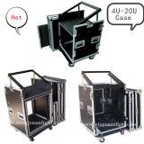 Alta calidad Flight Case Di Caja de herramientas de aluminio