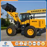 建設用機器5トンの販売のための中国の最もよい価格の車輪のローダー