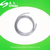 Boyau clair transparent de l'eau de PVC Flexiblel