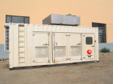 générateur diesel silencieux de 800kw Cummins Engine dans le récipient (PFC1000)
