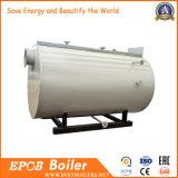 Gas industriale o caldaia a vapore a petrolio diesel dell'acqua calda