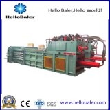 Presse hydraulique semi-automatique de papier de rebut avec le convoyeur
