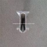 Trilho da extrusão de alumínio terceiro