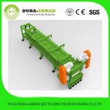 Pianta di riciclaggio usata durevole del pneumatico al progetto di olio combustibile