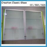 緩和された酸はCCCが付いている建物ガラスのためのガラスをエッチングした
