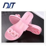 Femme Summer Camellias Flowers Flip Flop Ladies Flat Beach Slipper