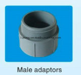 밝은 회색 Colour UL651/American Standard UPVC Conduit와 Fittings