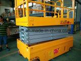 Gemotoriseerde Diesel van het Platform van de Lift van de Schaar/Elektrisch/van de Schaar Gaslione Lift