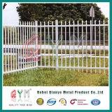 Cerca de piquete soldada de la seguridad de la cerca del hierro de la cerca de piquete