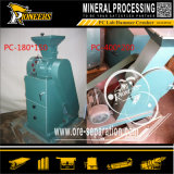 Утеса лаборатории дробилки молотка лаборатории PC оборудование каменного промежуточное задавливая