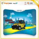 Double-Sided Exhibitions Advertizing éclairage LED Box Stand Poster Board Outdoor Giant Flag Pop vers le haut Clip Snap Poster Sign Picture Tension Fabric Frame d'A1