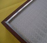 Filtro testado 100% de H13 H14 Minipleat HEPA