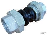 Conector de la bomba/junta de dilatación concéntrica del reductor