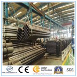 Tubo d'acciaio saldato carbonio nero di ASTM A53 ERW