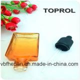bouteilles 30ml en verre carrées vertes pour l'E-Liquide et l'huile essentielle