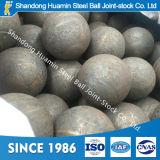 Bille de meulage d'acier mi-dur d'utilisation de broyeur à boulets de la colle (20-150mm)