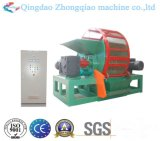 Waste automatique Tire Shredder pour Tire Recycling