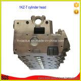 Cabeça de cilindro 1kz-T das partes de motor 11101-69126 para o cruzador 2982cc da terra de Toyota