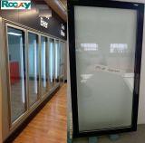 Produire la porte en verre isolante sous vide pour appareils ménagers
