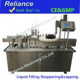 La macchina di coperchiamento di riempimento dell'olio essenziale 30ml