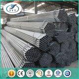 Труба BS/ASTM/En/JIS стандартная гальванизированная стальная (дюйм 1/2 до 8)