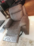 Sofa de Recliner du Type 1+2+3 de L'Amérique (715)