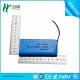 李イオンポリマー電池(3.7V、50mAh-1000mAh)