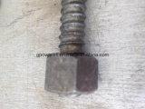 Bobina de aço Rod do sistema do molde