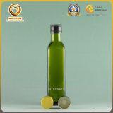 Faisant cuire la bouteille en verre de l'huile d'olive de Marasca 250ml (374)