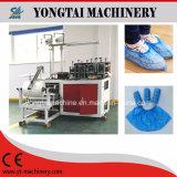 Cubierta del zapato impermeable disponible automático del PE y del CPE que hace la máquina