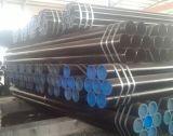 Tubo/tubo del acciaio al carbonio Q235-Q345 con la pittura nera
