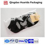 Bolsos de empaquetado polivinílicos para la ropa/la ropa interior/los calcetines con la impresión colorida