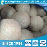 La alta calidad de Jinan Zhangqiu 140m m forjó bolas de pulido del acero