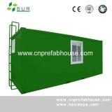 Casa modular móvel espaçoso confortável do recipiente