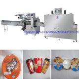 Machine évasée automatique d'emballage rétrécissable de nouille instantanée de qualité