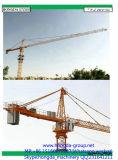 Hongda Quatliy agradável guindaste de torre de 12 toneladas - Tc7020