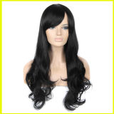 Wigs&#160を編む高品質のアメリカのまっすぐで総合的な毛;